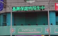 50公分雙基色(3色)LED字幕機